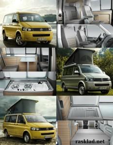 Volkswagen Калифорния