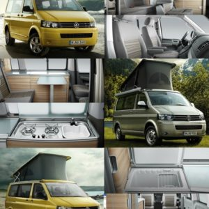 Микроавтобус Volkswagen T4