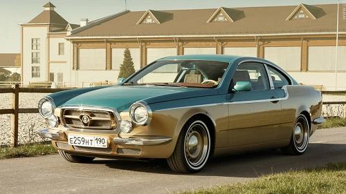 «Bilenkin Classic Cars Vintage» создана на базе «BMW» 3 серии.