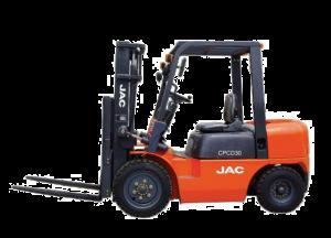 Вилочный погрузчик-Jac-cpcd30