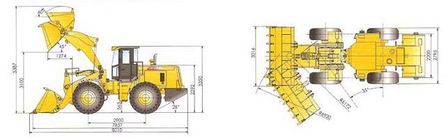 frontalnyj-pogruzchik-xcmg-lw500f-gabarity
