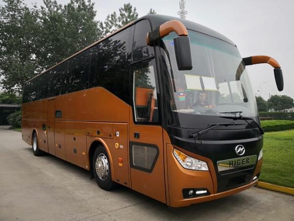 Автобусы Higer: модельный ряд