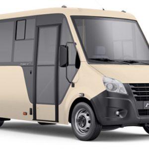 Автобусы ГАЗ для перевозки детей