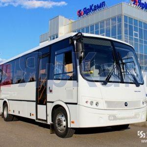 Автобусы ПАЗ – технические характеристики