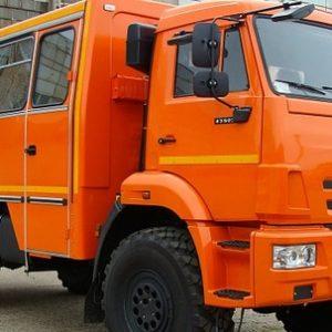 Вахтовые автобусы НефАЗ