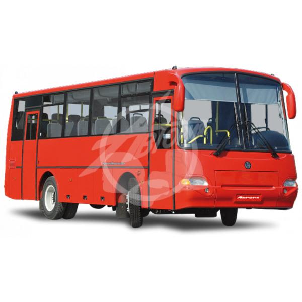 Автобусы КАВЗ: модели