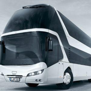 Двухэтажные автобусы