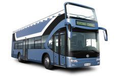 Виды туристических автобусов