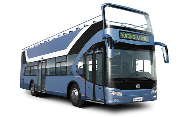 Автобусы Yutong: модельный ряд