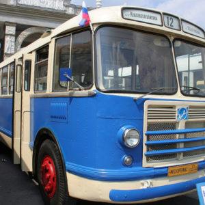 ЗИЛ/ЛиАЗ-158, 158В