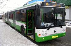 Автобусы ЛиАЗ: технические характеристики