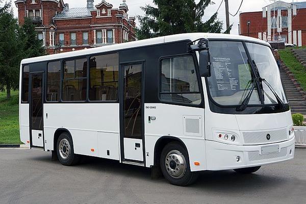 Автобусы ПАЗ: модельный ряд