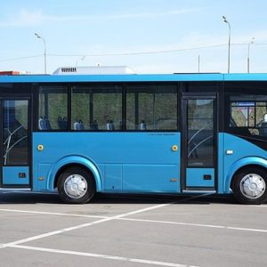Автобусы ПАЗ – виды