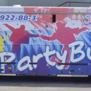 Пати бас: автобусы для вечеринок