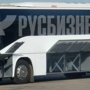 Технические характеристики автобусов Higer