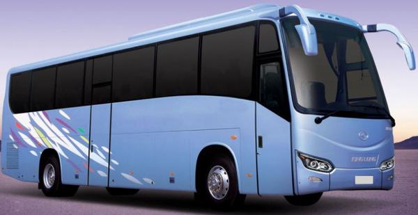 Китайские автобусы