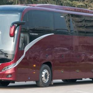 Туристические автобусы Yutong