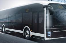 Технические характеристики автобусов Yutong