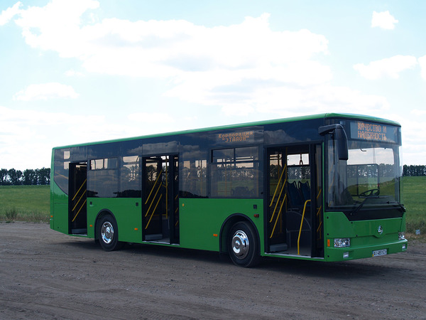 Автобусы БАЗ - модельный ряд