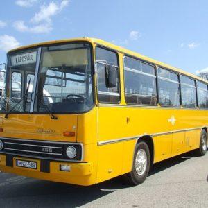 Междугородные автобусы Ikarus