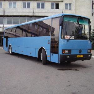 Междугородные автобусы ЛАЗ