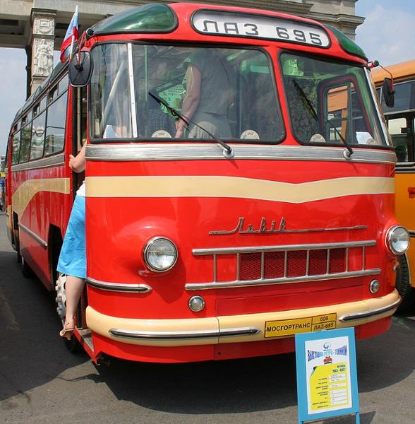 ЛАЗ - автобусы, модельный ряд