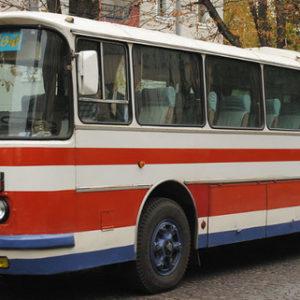 ЛАЗ-699 – автобус дальнего следования