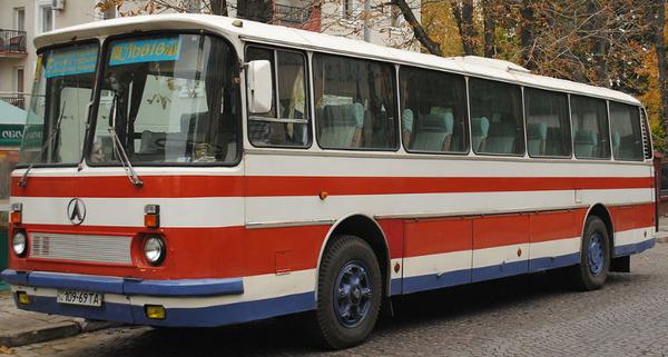 ЛАЗ-699 - автобус дальнего следования