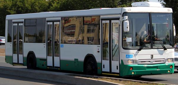 Городские автобусы НефАЗ