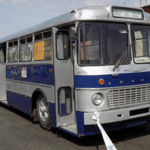 Технические характеристики автобусов Ikarus