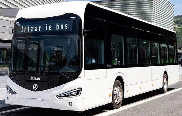 Автобусы Irizar