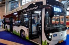 Технические характеристики автобусов НефАЗ