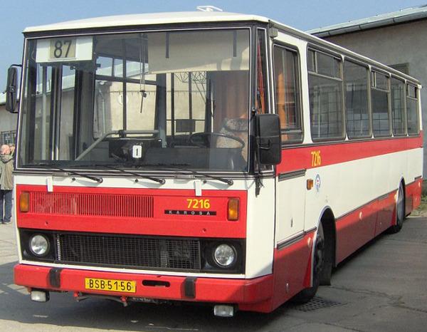 Автобусы Чехии