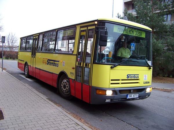 Автобусы Karosa