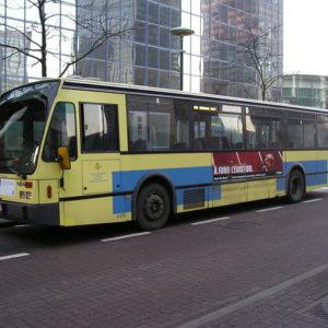 Автобусы Van Hool