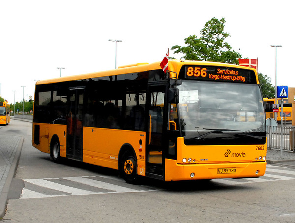 Автобусы Голландии