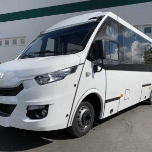 Автобусы Неман: модельный ряд