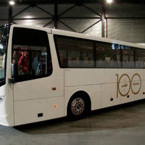 Автобусы Scania: модельный ряд