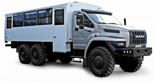 Автобусы Урал: модельный ряд