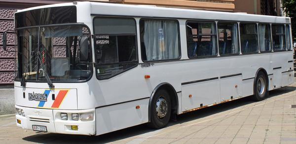 Сербские автобусы Ikarbus
