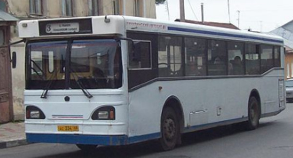 Мичуринские автобусы