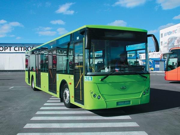 Автобусы РоАЗ