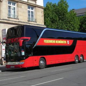 Автобусы Setra: модельный ряд