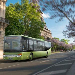 Автобусы: модели