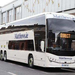 Английские автобусы