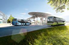 Технические характеристики автобусов Setra
