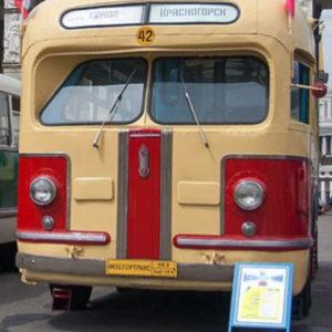 Автобусы ЗиС: модельный ряд
