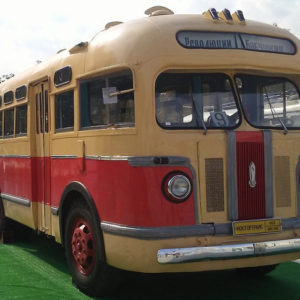 Автобусы России